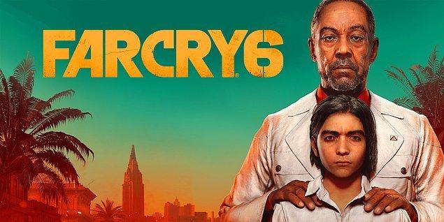 Far Cry 6, Ekim ayında çıkışını gerçekleştirecek.