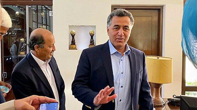 Pakistan istihbaratı başkanı Kabil'de