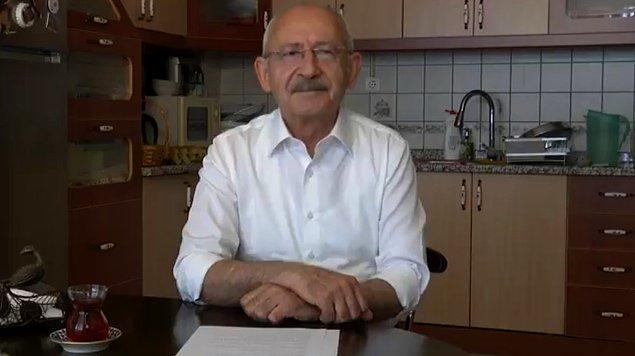 Kılıçdaroğlu iktidarı devralmalarının yakın olduğunu ve bir enkaz alacaklarını söyledi.
