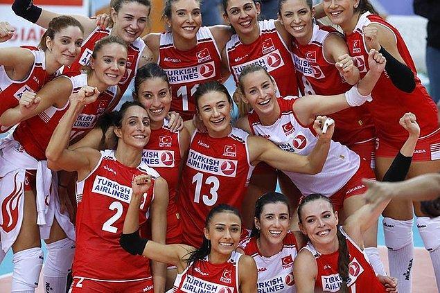 6. 2017 - Avrupa Şampiyonası Üçüncülüğü 🥉