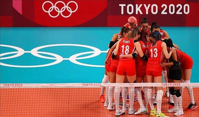 2. 2021- Tokyo 2020 Yaz Olimpiyatları Beşinciliği