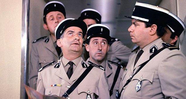 109. Le Gendarme A New York (1965)