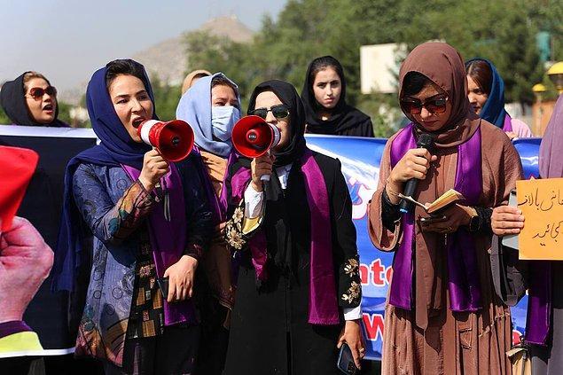Taliban önce şaşırdı