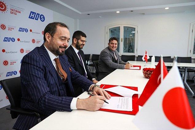 TCDD ile 40 milyon euroluk anlaşma yapmıştı