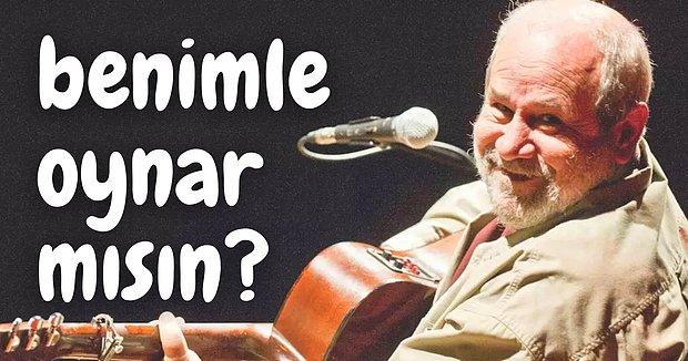 Büyük Ozan Bülent Ortaçgil'in 50. Müzik Yılı Kutlu Olsun!