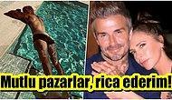 Victoria Beckham, Eşi David Beckham'ın Poposunu Paylaşarak Herkese Mutlu Bir Pazar Günü Diledi! 🔥
