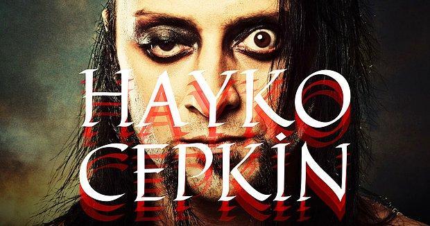 Yaptığı Müzikler Kadar Adrenalin Tutkusundan Söz Ettiren Hayko Cepkin'in Hayatına Bir Bakış