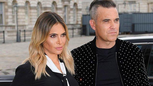 7. Robbie Williams'ın Türk asıllı eşi Ayda Field, Türkçe öğrenmeye başladı!