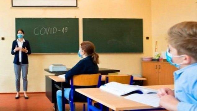 Öğretmenlerin pozitif çıkması durumunda ne yapılacak?
