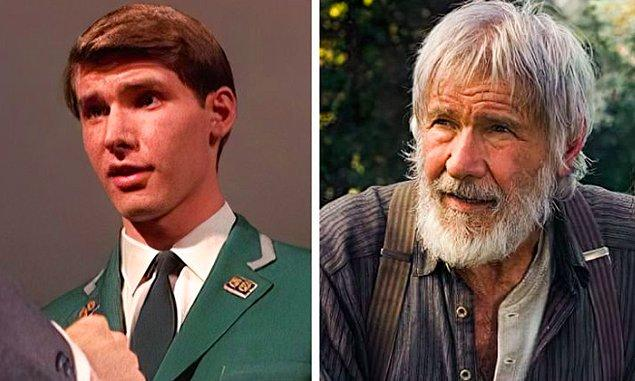 1. Harrison Ford: Dead Heat on a Merry-Go-Round (1966) — The Call of the Wild (2020)
