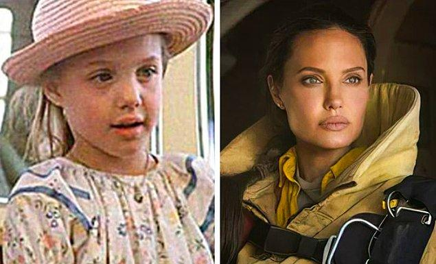 2. Angelina Jolie: Lookin' to Get Out (1982) — Those Who Wish Me Dead (2021)