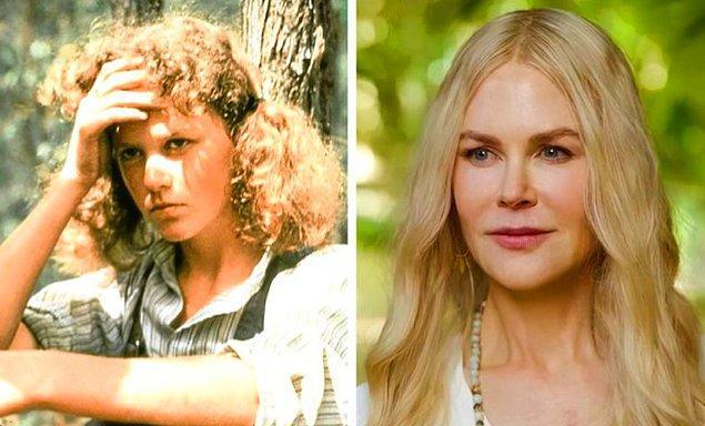 4. Nicole Kidman: Bush Christmas (1983) — Nine Perfect Strangers (2021)