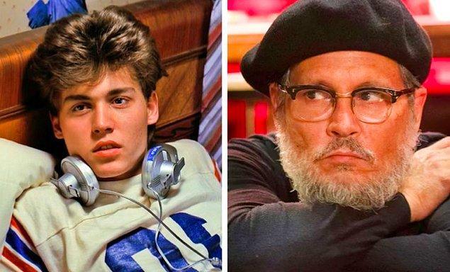 7. Johnny Depp: A Nightmare on Elm Street (1984) — Minamata (2020)