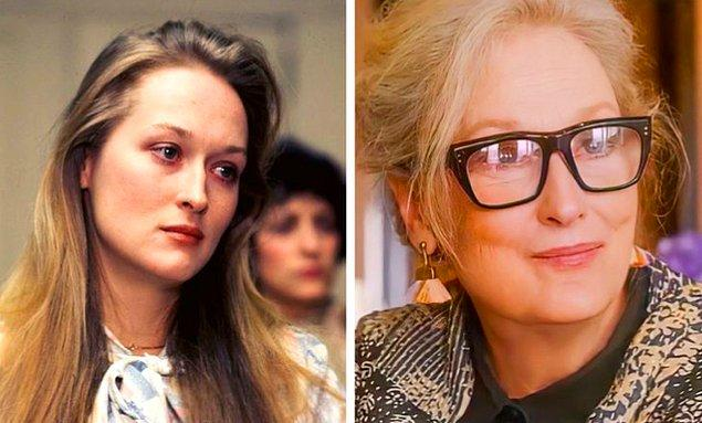 8. Meryl Streep: The Deadliest Season (1977) — Let Them All Talk (2020)