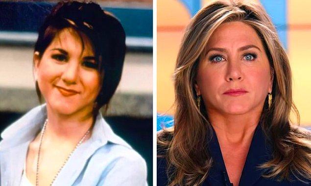 10. Jennifer Aniston: Molloy (1990) — The Morning Show (2019)