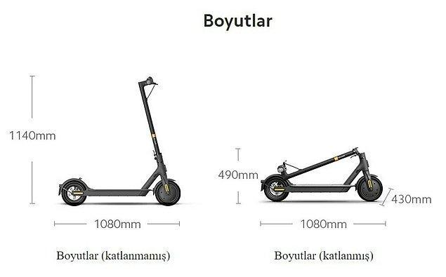 8. Son yıllarda elektrikli scootera büyük bir rağbet oluştu.
