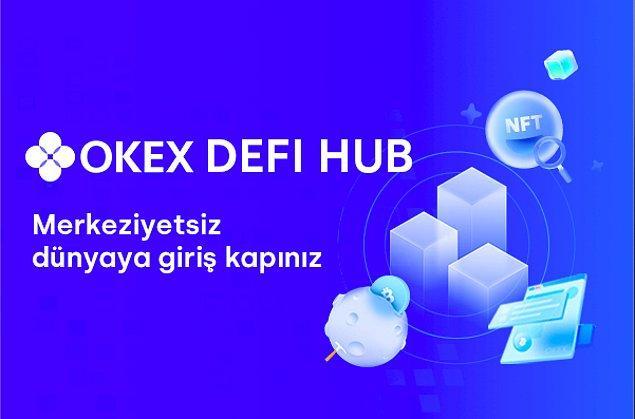 OKEx'e üye olarak OKEx DeFi üzerinden en popüler DeFi protokollerini istediğiniz blok zinciri ağından tek bir yerden yönetebilir ve merkeziyetsiz finans dünyasının kazançlı fırsatlarından sizler de yararlanabilirsiniz.
