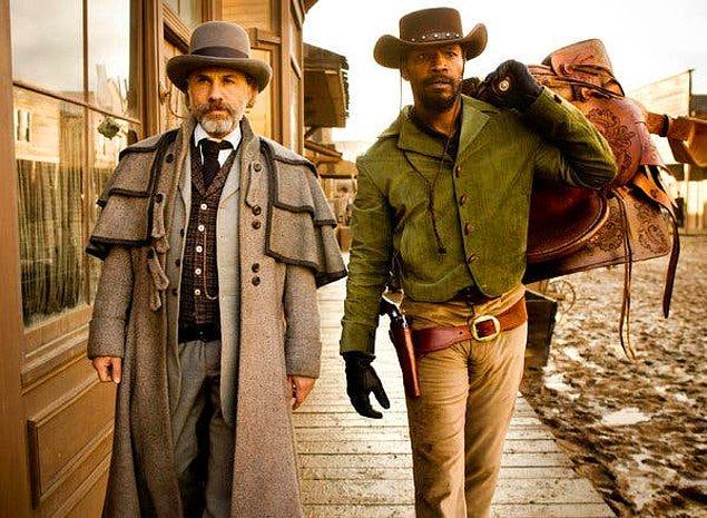 16. Django Unchained (2012)