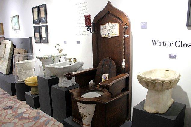 4. Tuvalet Müzesi mi?