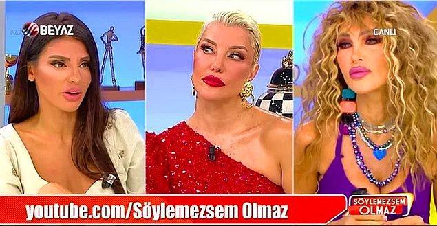 Geçtiğimiz günlerde ağına Hadise'yi takan Deniz Akkaya, ünlü şarkıcının Reza Zarrab'tan hamile kaldığını ve ilişkilerinin bu yüzden sona erdiğini iddia etmişti.