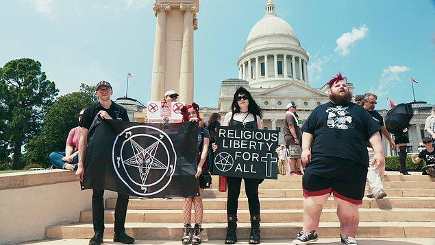 9 Eylül - Yaşasın Şeytan? (Hail Satan?, 2019)