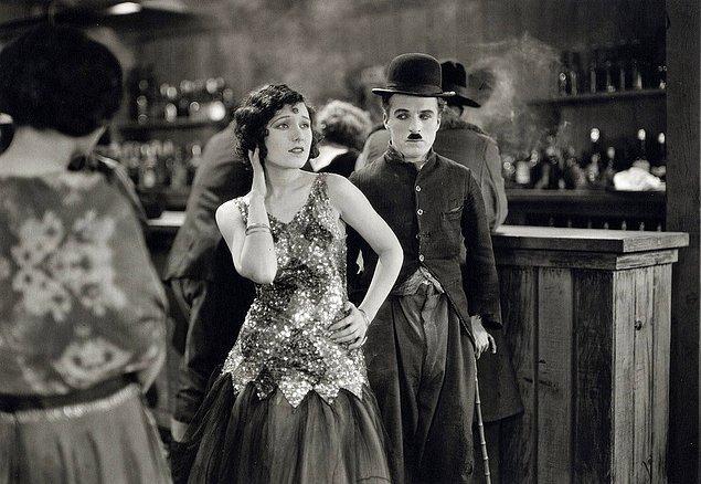 21 Eylül - Altına Hücum (The Gold Rush, 1925)