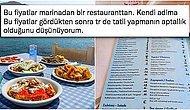 Yunanistan'daki Restoranın Menüsünü Görünce Türkiye'de Nasıl Kazıklandığımızı Acı Şekilde Anlayacaksınız