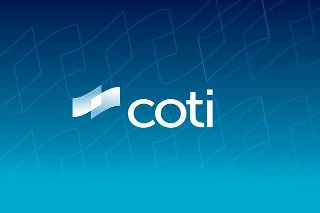 5. Coti Network (COTI) => %148,4