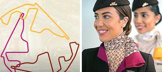6. Etihad Airways, Birleşik Arap Emirlikleri