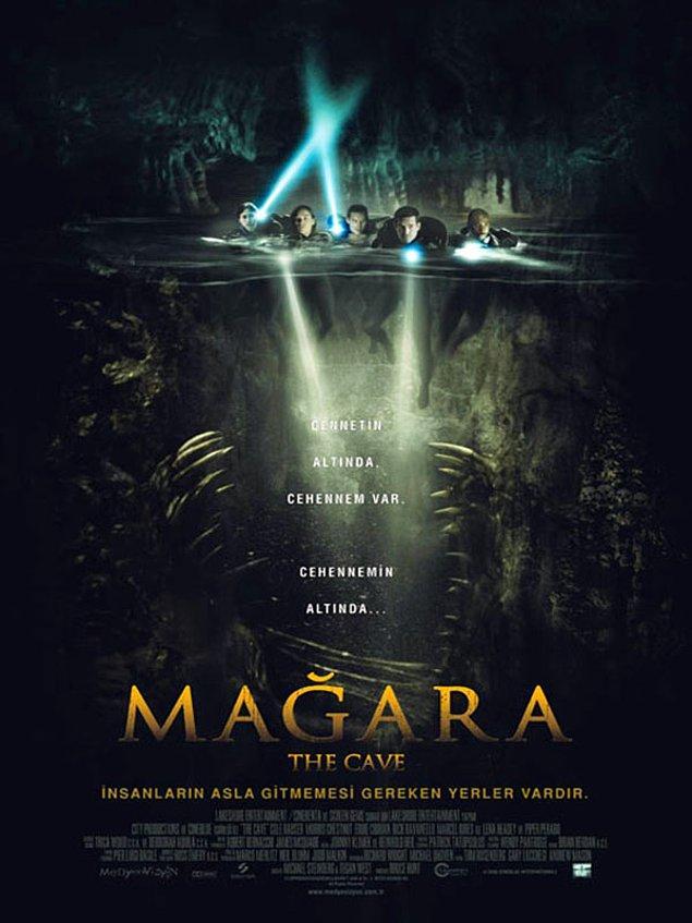 17. The Cave / Mağara (2005) IMDb: 5.1