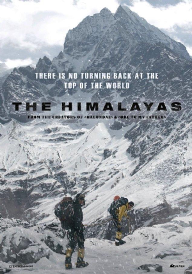 12. The Himalayas / Himalayalar (2015) IMDb: 6.5