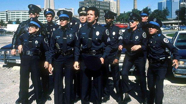 77. Police Academy (1984)
