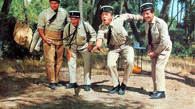 74. The Gendarme of St. Tropez (1964)