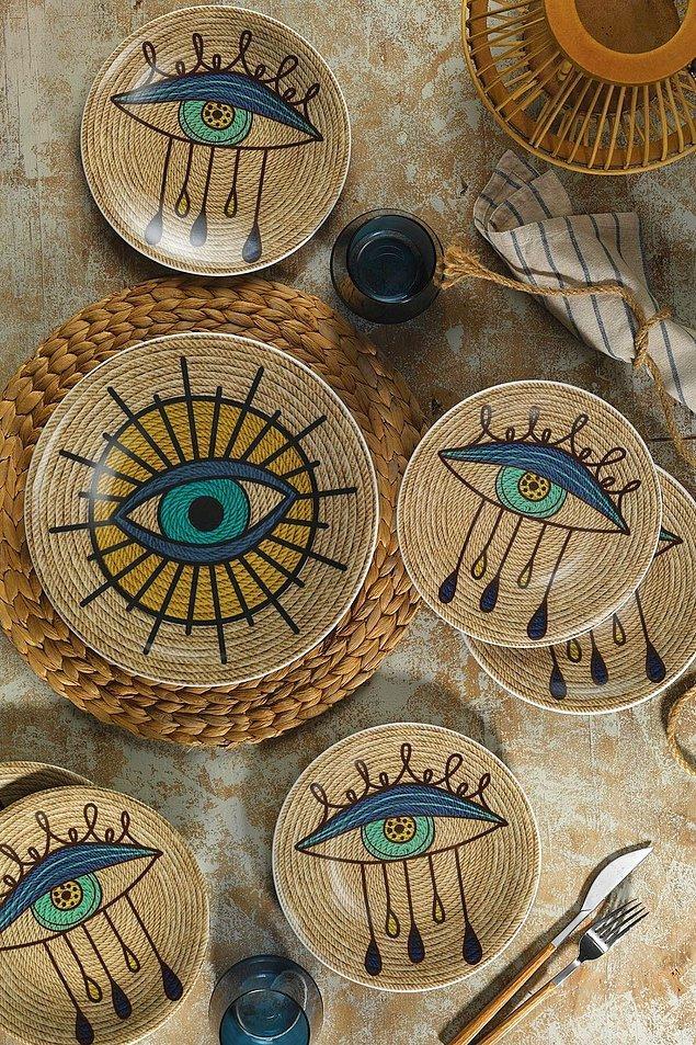 9. Son yıllarda tabakların üzerindeki yaratıcı ve estetik çalışmalar hepimizin gönlünü çeliyor.