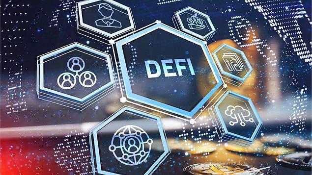 Amaç DeFi'nin ekosisteme etkisini anlamak!