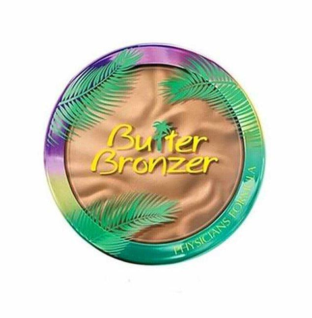6. Physicians Formula murumuru yağı özlü bronzer