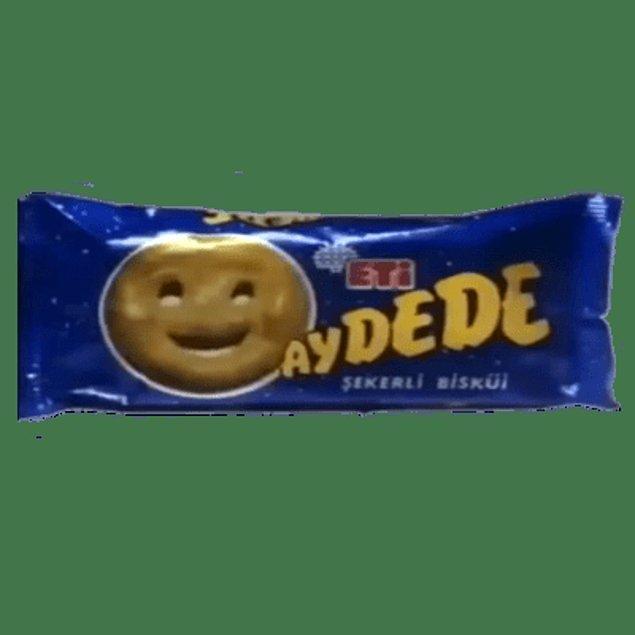 10. Şu Aydede bisküvinin şekerli tadını unutmak mümkün değil. Keşke yeniden piyasa sürseler :(