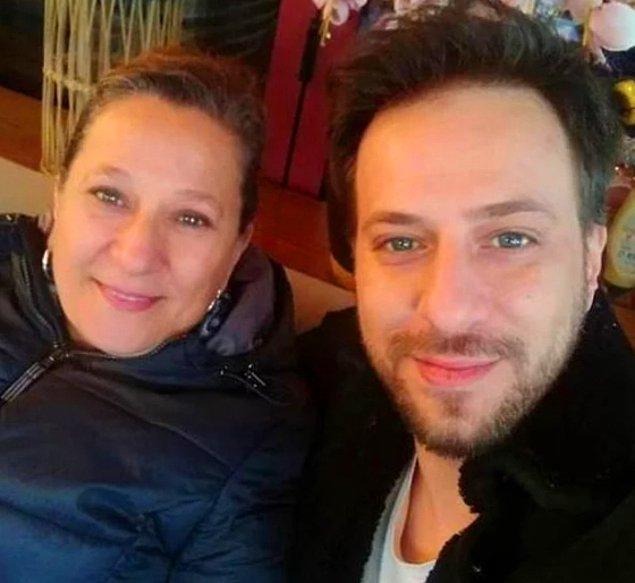 15. 'Fatmagül'ün Suçu Ne?' dizisinde Erdoğan karakterini yakışıklı oyuncu Kaan Taşaner, Halide karakterini ise annesi Sacide Taşaner canlandırdı.