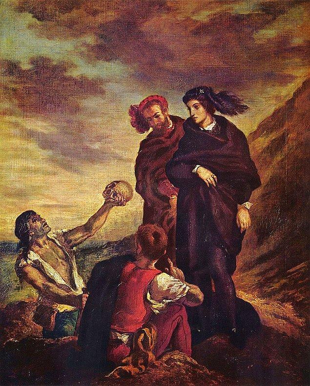 Hamlet'in konusu, adından da anlaşılacağı üzere Shakespeare'in ölümsüz eseri Hamlet'ten geliyor. Birebir Hamlet değil, günümüz Türkiye'sine uyarlama.