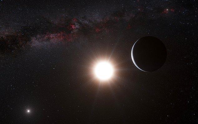 Brown, meslektaşı Konstantin Batygin'le kaleme aldığı araştırma makalesinde, 9. Gezegen'i tam olarak nerede arayacaklarını tespit ettiklerini açıkladı.