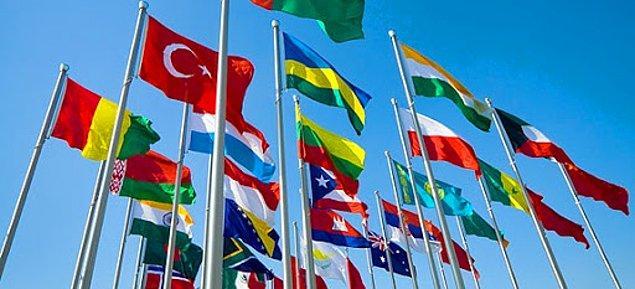 9. Aşağıdaki ülkelerden hangisi Türkiye'nin üye olduğu uluslararası kuruluşlar arasında yer almaz?