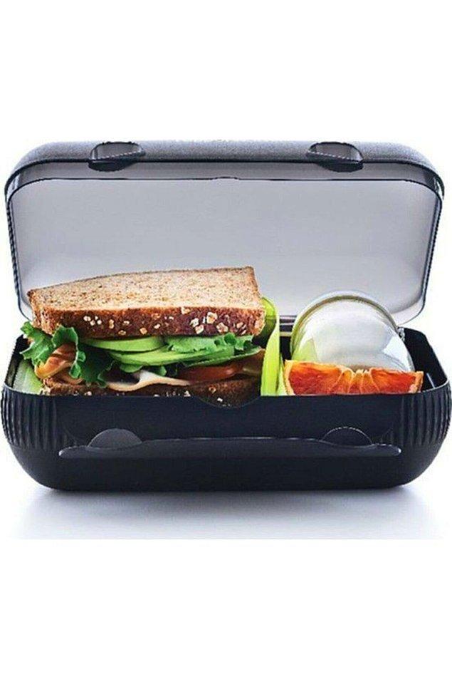 4. Dışarıda yemek yemek yememeye çalışın! Onun yerine, yemeğinizi yanınızda taşıyabilirsiniz.