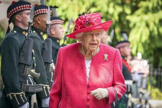 Kraliyet düğünlerinin özel olması kadar cenaze törenleri de özel oluyor biliyorsunuz ki...