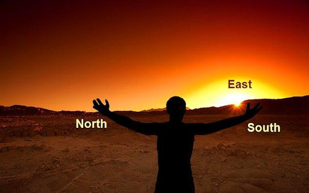 Güneş bizim rehberimiz olacak!