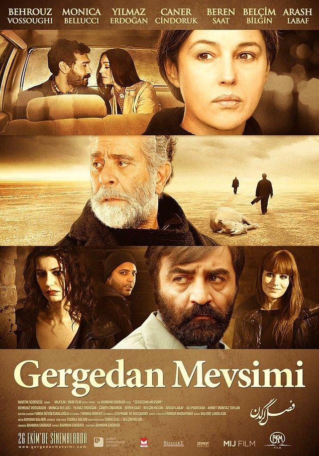 13. Gergedan Mevsimi (2012) - IMDb: 6.4