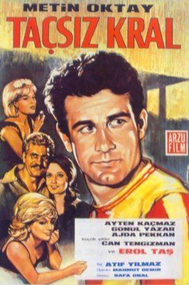 9. Taçsız Kral (1965) - IMDb: 6.6