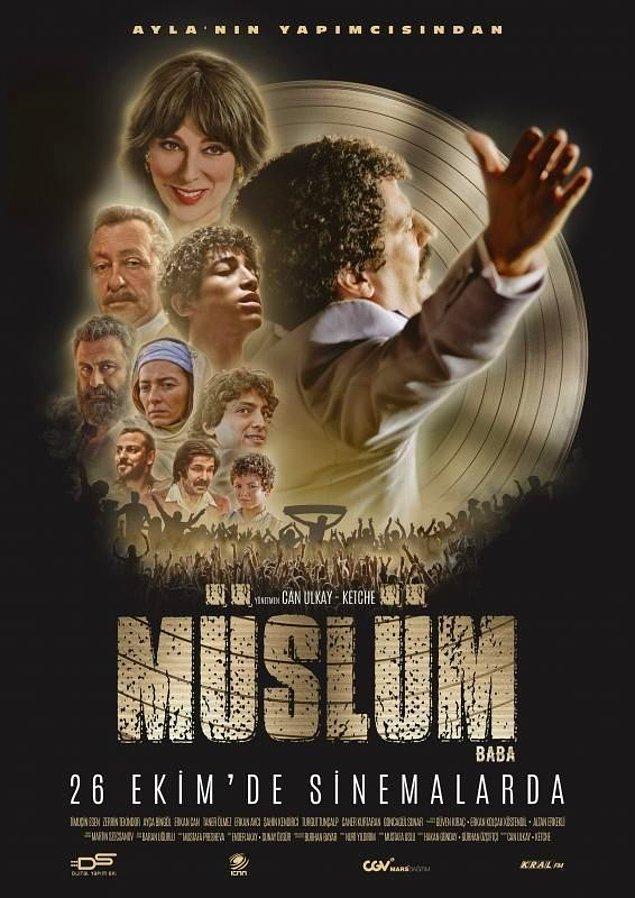 5. Müslüm (2018) - IMDb: 7.7