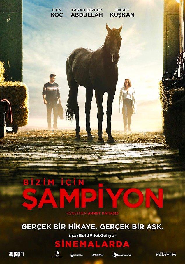 3. Bizim İçin Şampiyon (2018) - IMDb: 8.3