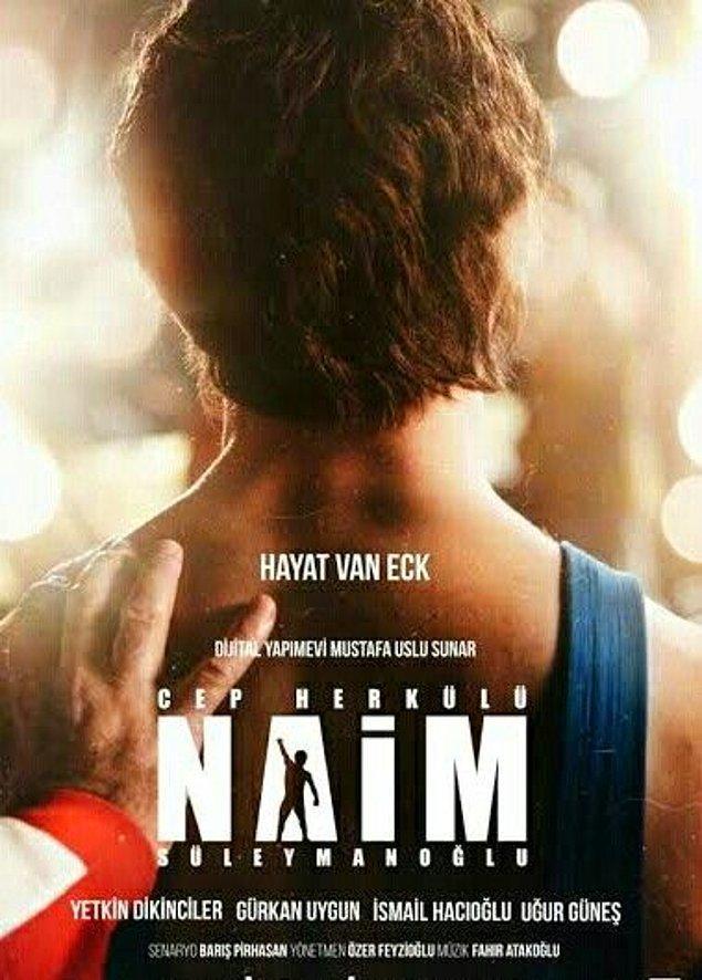 2. Cep Herkülü: Naim Süleymanoğlu (2019) - IMDb: 8.3