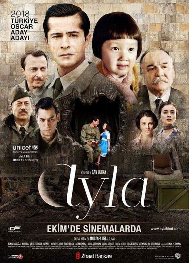 1. Ayla (2017) - IMDb: 8.4